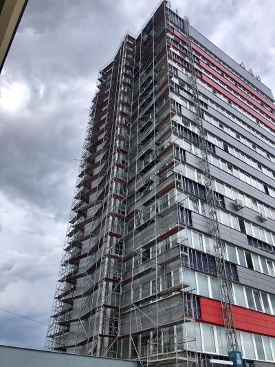 Administravívna budova Z.V.Rent, Banská Bystrica